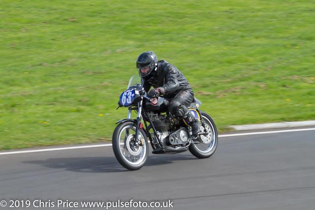 CRMC Castle Combe - Race 4 Classic 200, 250, 350 Goldstars & Post Classic 250 ac