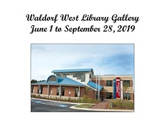 "Waldorf West Library June 1-September 29, 2019 • <a style=""font-size:0.8em;"" href=""http://www.flickr.com/photos/124378531@N04/48062000043/"" target=""_blank"">View on Flickr</a>"