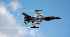 201807 Belgian F16 topside RIAT (Gedblofeld) Tags: riat fairford