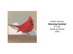 "Morning Cardinal • <a style=""font-size:0.8em;"" href=""http://www.flickr.com/photos/124378531@N04/48062045742/"" target=""_blank"">View on Flickr</a>"