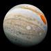 Jupiter - Perijove 18 - Composite