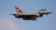 201807 RAF 100 Typhoon RIAT (Gedblofeld) Tags: riat fairford