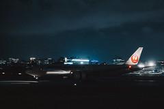 _MG_7680 (waychen_c) Tags: taiwan tw taipei taipeicity songshan shongshandistrict songshanairport tsa rcss boeing 777 777200er japanairlines jal ja701j jl99 aircarft airplane aviation airport night nightscape cityscape urban 台灣 台北 台北市 中山區 松山 松山機場 日本航空 日航