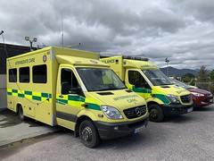 Irish National Ambulance Service - Mercedes Benz Sprinter Ambulances - Killarney, County Kerry (firehouse.ie) Tags: mercedes benz mercedesbenz emergency nas hse sprinter mercedessprinter ambulance vehicles vehicle ems emt ambulances ambulancia ambulancias 4v03 4l36