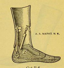 This image is taken from Page 25 of Manual of artificial limbs [electronic resource] : an exhaustive exposition of prothesis (Medical Heritage Library, Inc.) Tags: prostheses implants artificial limbs ucllibrary ukmhl medicalheritagelibrary europeanlibraries date1908 idb2129091x