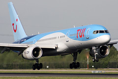 G-OOBE_MAN_16.05.19 (G.Perkin) Tags: man egcc manchester airport ringway international airline airliner airlines airways plane spotting canon eos aircraft airplane aeroplane aviation uk united kingdom england north northern lancashire fly flight flying arriving landing approach may 2019 runway 05r graham perkin photography