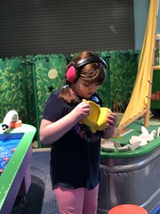 "BELL student exploring a water table at a museum • <a style=""font-size:0.8em;"" href=""http://www.flickr.com/photos/29389111@N07/48062107291/"" target=""_blank"">View on Flickr</a>"