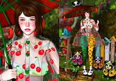 0973 (Luna X Takemitsu) Tags: yokai vintage fair sanarae event party people gacha jesydream {s0ng} michan cest la vie yome shoujo puppy tears unoh access belle