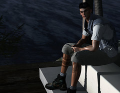 Kingdoms have fallen, angels be calling (MATTY // *OMG*) Tags: new male look fashion blog 3d mesh blogger etiquette sl event secondlife lotd mancave world street urban art photography photo avatar style avi virtual mens dope stylish streetwear