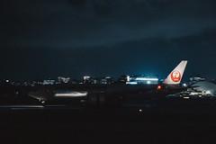 _MG_7682 (waychen_c) Tags: taiwan tw taipei taipeicity songshan shongshandistrict songshanairport tsa rcss boeing 777 777200er japanairlines jal ja701j jl99 aircarft airplane aviation airport night nightscape cityscape urban 台灣 台北 台北市 中山區 松山 松山機場 日本航空 日航