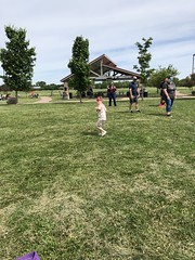 "BELL student running to base during beep kick ball game • <a style=""font-size:0.8em;"" href=""http://www.flickr.com/photos/29389111@N07/48062206087/"" target=""_blank"">View on Flickr</a>"
