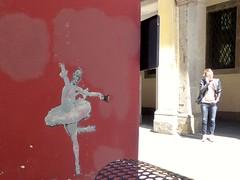 Padoue, Vénétie, Italie: l'une parle l'autre pas (Marie-Hélène Cingal) Tags: italia italy italie vénétie padova padoue