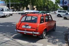 Lada VAZ 2102 Shiguli (Kim-B10M) Tags: 01l086ma uzbekistan cars lada vaz 2102