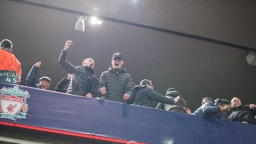 Liverpool v. Barcelona UEFA Semis