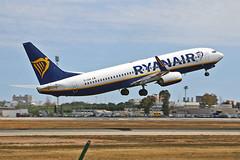 EI-GSK Boeing 737-800 Ryanair PMI 28-05-19 (PlanecrazyUK) Tags: lepa sonsantjoanairport aeroportdesonsantjoan palmademallorcaairport eigsk boeing737800 ryanair pmi 280519