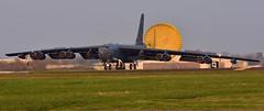 Boeing B-52H 'Aero 84' I 61-0013/LA I 20th BS 'Buccaneers', 2nd BW USAF Barksdale (MarkYoud) Tags: boeing b52h usaf barksdale raf fairford soverign skies aero military heavy bomber 2nd bw 96th bs red devils