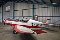 G-BDDG Jodel D.112 EGCS 02-06-19 (PlanecrazyUK) Tags: sturgate flyin 020619 gbddg jodeld112 egcs