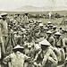 Annamites of French Colonial Marine Infantry landing  a Salonika  - Salonika Campaign  NARA165-BO-0681