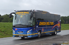 YD19 GSV: Johnson, Hodthorpe (chucklebuster) Tags: yd19gsv johnsons vdl futura
