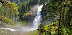 Krimmler Wasserfälle (KaAuenwasser) Tags: wasserfall krimmlerwasserfälle wasser natur wald österreich wandern wetter sonne sonnig grün smartphone landschaft