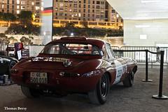 Jaguar Type E S1 3.8 1964 (tautaudu02) Tags: jaguar type e s1 38 tour auto optic 2000 2016 moto cars coches voitures automobile