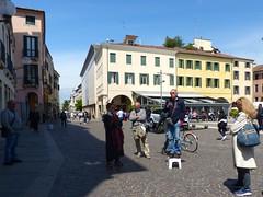"""Padoue, Vénétie, Italie. Hyde Park et speaker""""s corner? l'angolo dell'oratore!!! (Marie-Hélène Cingal) Tags: italia italy italie vénétie padova padoue"""