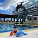 LEGO Batman Movie Series 2 Minifigures : Swimsuit Batman