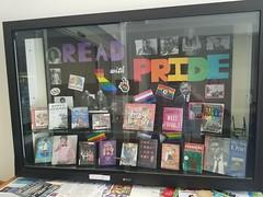 Rockridge - Pride 2019 Book Display (oaklandlibrary) Tags: rockridge pride pride2019 bookdisplay books displays display bookdisplays