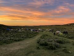 Pioneer Camp, Muddy Creek, Wyoming
