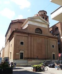 Padoue, Vénétie, Italie: chiesa Santa Lucia (Marie-Hélène Cingal) Tags: italia italy italie vénétie padova padoue