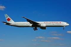 C-FIVR (Air Canada) (Steelhead 2010) Tags: aircanada boeing b777 b777300er yyz creg cfivr