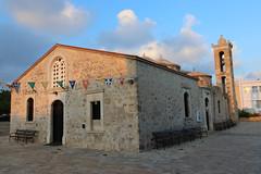 Agia Paraskevi (Terry Hassan) Tags: geroskipou γεροσκήπου yeroşibu byzantine church agiaparaskevi αγίαπαρασκευή cyprus kıbrıs κύπροσ belltower belfry bell christian orthodox