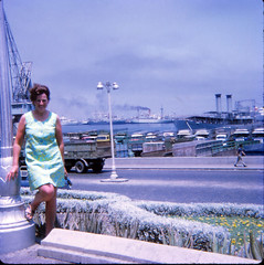 IMG_0004b Tenerife largest of Spain's Canary Islands Aug 1969 Jean Spafford RIP (photographer695) Tags: dads old family photos tenerife largest spain's canary islands aug 1969 jean spafford rip