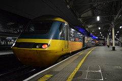 Great Western Railway HST 43002 Sir Kenneth Grange (Will Swain) Tags: london paddington station 3rd january 2019 greater city centre capital south train trains rail railway railways transport travel uk britain vehicle vehicles england english europe great western hst 43 class 43002 sir kenneth grange 002