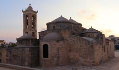 Agia Paraskevi (Terry Hassan) Tags: geroskipou γεροσκήπου yeroşibu byzantine church agiaparaskevi αγίαπαρασκευή cyprus kıbrıs κύπροσ belltower belfry bell christian orthodox dome