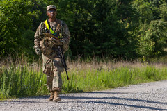 4th Regiment Advanced Camp, Charlie and Delta Co., Day Land Navigation (armyrotcpao) Tags: cst2019 2019 4thregimentadvancedcamp cadets daylandnavigation exam fortknox june learning test training