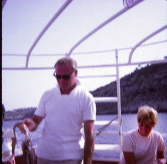 IMG_0001 Voyage to Camp-de-Mar Majorca Aug 1967 Geoff Spafford RIP with an Octopus (photographer695) Tags: dads old family photos campde mar majorca mallorca spain aug 1967 geoff spafford rip with an octopus