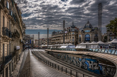 Montpellier 2017 - Revisited (auredeso) Tags: montpellier francia france hdr tonemapping nikon tokina nikond7100 tokina1116 photomatix