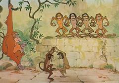 The Jungle Book (1967) (Truus, Bob & Jan too!) Tags: thejunglebook 1967 waltdisney disney walt vintage animation film cinema kino cine picture screen movie movies postcard postkarte carte postale cartolina tarjet postal postkaart briefkarte briefkaart ansichtskarte ansichtkaart edicorna