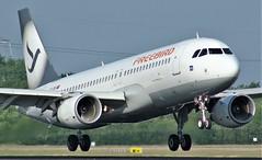 TC-FBV (AnDyMHoLdEn) Tags: freebird a320 egcc airport manchester manchesterairport 05r