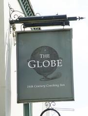 Globe, Topsham. (piktaker) Tags: pub inn bar tavern pubsign innsign publichouse devon topsham globe