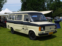 Ford Transit 1980 (929V6) Tags: 62snl7 mkii