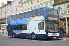 Stagecoach South 10944 SN18KNH (Will Swain) Tags: worthing 5th january 2019 sussex south coast sea bus buses transport travel uk britain vehicle vehicles county country england english town stagecoach 10944 sn18knh