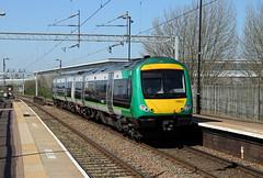 170511 Witton (CD Sansome) Tags: london midland station 170 turbostar witton 170511 train trains