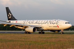 B-6075 (Andras Regos) Tags: aviation aircraft plane fly airport bud lhbp spotter spotting airchina staralliance speciallivery airbus a330 a332 a330200