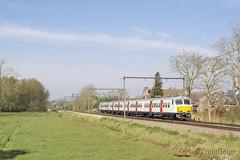 NMBS 820 Bouwel (TrainBelge) Tags: nmbs 820 bouwel l15