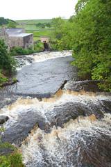 River Bain, North Yorkshire.. (Adam Swaine) Tags: northeast yorkshire northyorkshire thedales river rivers englishrivers englishvillages england english waterside waterways waterfalls canon uk ukcounties counties countryside britain british nature