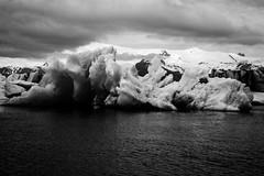 Island2018_BW0710 (schulzharri) Tags: iceland island schwarz weis black white landscape landschaft nord stein stone rock felsen eis ice