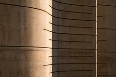Rafael Moneo. Centro de arte y naturaleza #28 (Ximo Michavila) Tags: rafaelmoneo centrodearteynaturaleza ximomichavila cdan huesca spain aragon exhibition fundacion beulas archidose archdaily archiref architecture art arquitectura culture building interior abstract minimal geometric museum shadow wall lines concrete