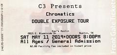 Chromatics w/ Desire, In Mirrors - Emo's, Austin, TX - May 11, 2019 (robotcosmonaut) Tags: chromatics desire inmirrors emos austin texas ticket